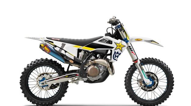 Husqvarna predstavila tekmovalno različico motocikla FC 450 (foto: Husqvarna)
