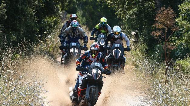 Evropski KTM Adventure Rally se leta 2019 seli na Balkan (foto: KTM)