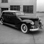 Zgodovina: Lincoln - Cadillacov 'naslednik' (foto: Newspress)
