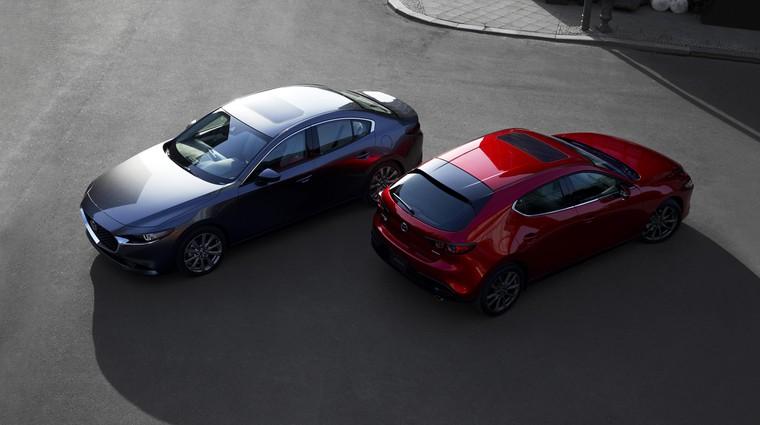 Bo Mazda vendarle začela postopek elektrifikacije svojih vozil? (foto: Newspress)