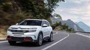 Novo v Sloveniji: Še drugi Citroënov Aircross