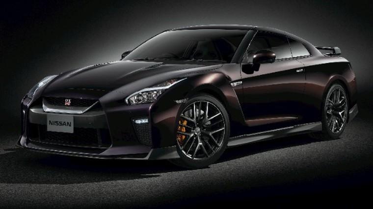 Nissan bo partnerstvo s teniško zvezdo proslavil s posebno serijo Nissana GT-R (foto: Nissan)