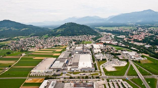 Goodyear bo širil kranjsko tovarno (foto: Goodyear)