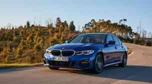 Novi BMW serije 3 je avto za voznike