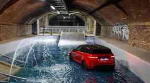Predstavljamo: Range Rover Evoque je postal 'Baby' Velar