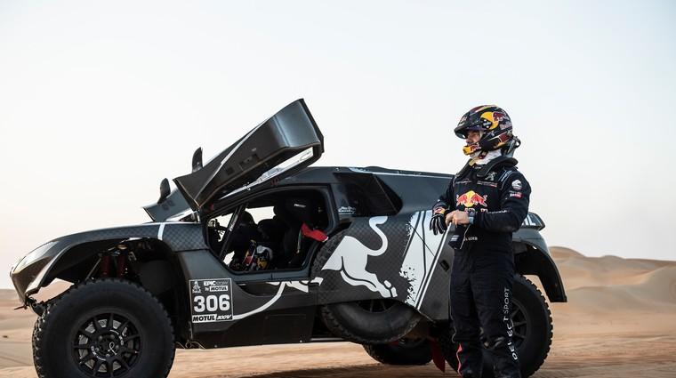 """Sebastien Loeb: """"Dakarja se bom lotil ponižno"""" (foto: Red Bull)"""
