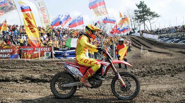 Postani tudi ti Tim Gajser, Janja Garnbret in Aleksej Jurca (foto: Zavarovalnica Triglav)