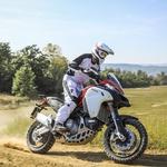 Ducati za vse poti, tudi tiste prašne (foto: Ducati)