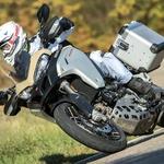 Ducati za vse poti, tudi tiste prašne (foto: Marco Zamponi - Www.zamponi.net)