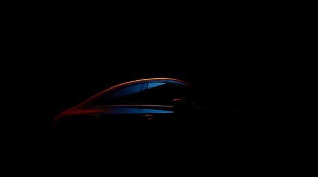 Video: Zadnji napovednik novega Mercedes-Benz CLA pušča očem le malo skritega (foto: Daimler)