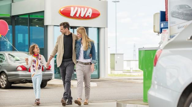 OMV odpira prenovljeno poslovalnico na Letališki cesti v Ljubljani (foto: OMV)