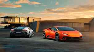 Lamborghini Huracan EVO za leto 2019 je že pripravljen