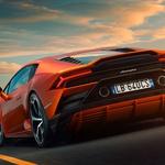 Lamborghini Huracan EVO za leto 2019 je že pripravljen (foto: Lamborghini)