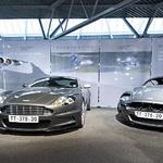 V muzeju njenega veličanstva: filmski muzej o Jamesu Bondu in njegovih avtomobilih (foto: Newspress)
