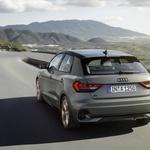 Novo v Sloveniji: Audi A1 (foto: Audi)