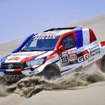 Dakar 2019: Loeb lovi neulovljivo (foto: Dakar Rally)
