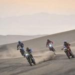 Dakar 2019: odstopil je 'monsieur Dakar', Stephane Peterhansel (foto: Dakar Rally)
