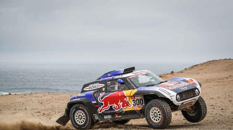 Dakar 2019: Sanje Rickyja Brabca o prvi zmagi končane dva dni pred koncem dirke (foto: Dakar Rally)