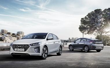 Hyundai Ioniq je doživel prenovo