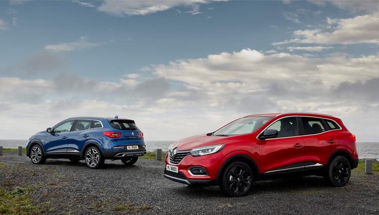 Novo v Sloveniji: Renault Kadjar