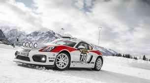 Porsche se vrača v svet relija