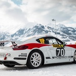 Porsche se vrača v svet relija (foto: Porsche)