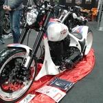 Motor Bike Expo Verona 2019: raj za predelovalce uspešen tudi enajstič (foto: Matjaž Benedetti)