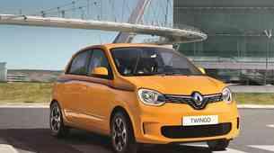 Renault Twingo v leto 2019 'le' občutno posodobljen