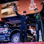 """Dakar 2019; Nani Roma: """"Letos je bilo res težko ... zelo težko"""" (foto: Monster Energy)"""
