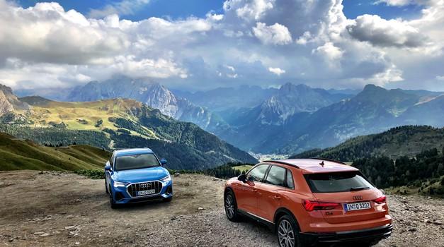 Novo v Sloveniji: Audi Q3 (foto: Audi)