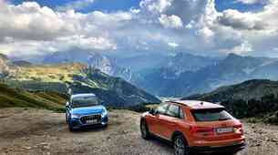 Novo v Sloveniji: Audi Q3