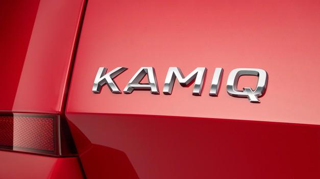 Ime Škodinega najmanjšega evropskega križanca je potrjeno: imenoval se bo Kamiq (foto: Škoda)