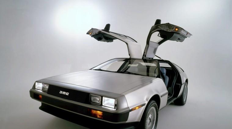 Zgodovina: DeLorean - neslutena filmska zvezda žlahtnega porekla (foto: Profimedia)