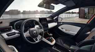 Novi Clio predstavlja največji 'infotainment' zaslon v zgodovini Renaultov