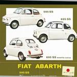 Športna znamka Abarth je stara sedemdeset let (foto: Abarth)