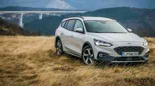 Novo v Sloveniji: Ford Focus Active