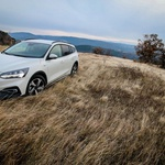 Novo v Sloveniji: Ford Focus Active (foto: Ford)