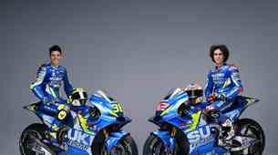 MotoGP: Suzuki v novo sezono z mladimi silami