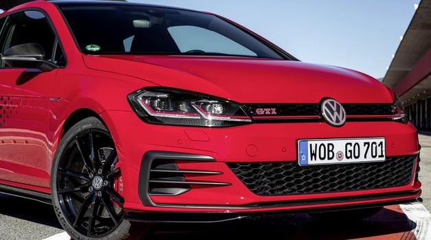 Volkswagen Golf GTI osme generacije le ne bo hibrid? (foto: Volkswagen)