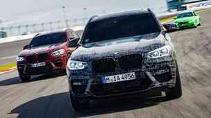 Video: Bo BMW končno razkril modela X3 M in X4 M?