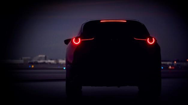 Mazda v Ženevo z novim CX-3 (foto: Mazda)