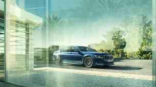Najhitrejši BMW serije 7 bo nosil logotip Alpine