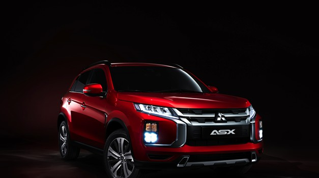 V Ženevi premierno tudi Mitsubishi ASX druge generacije (foto: Mitsubishi)