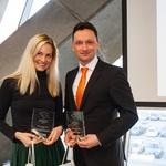 Podeljene so nagrade Best cars: Volkswagnu tri, Volvu dve (foto: Saša Kapetanovič)
