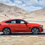BMW X3 M in X4 M sta odvrgla krinko in razkrila zmogljivosti (foto: BMW)