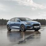 Novi Ford Focus ST ima pridih RS-a in Mustanga (foto: Ford)