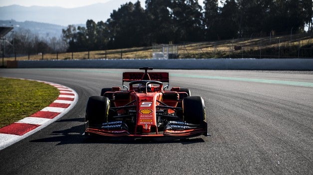 Formula 1: Začela so se prva testiranja, kakšno je razmerje moči? (foto: Ferrari)