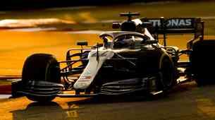 Formula 1: Tudi drugi dan testiranj brez presenečenj