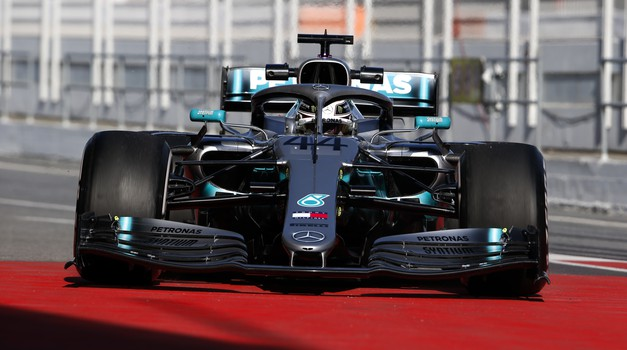 Formula 1: Na testiranjih tretji dan na vrhu Toro Rosso (foto: Lulop)