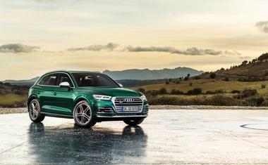 Audi SQ5 še naprej z dizelskim srcem pod motornim pokrovom